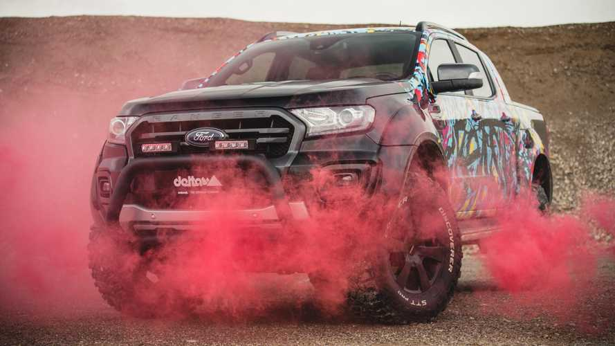 Ford Ranger by Delta 4x4
