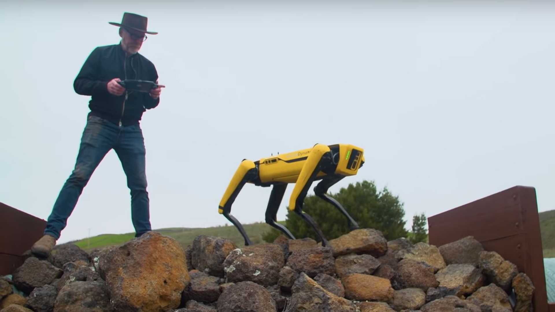 Boston Dynamics' Spot Could Pave The Way For Ridable Robotic Horse