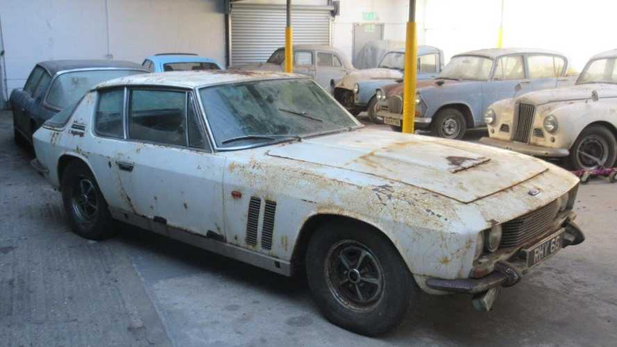 Classic car restoration projects making strong prices in 2018