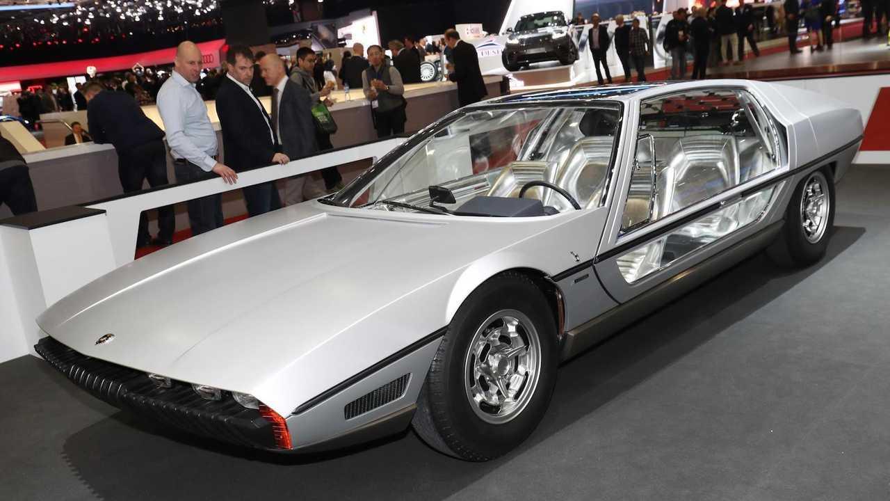 Top 10 classic cars at the 2018 Geneva Motor Show