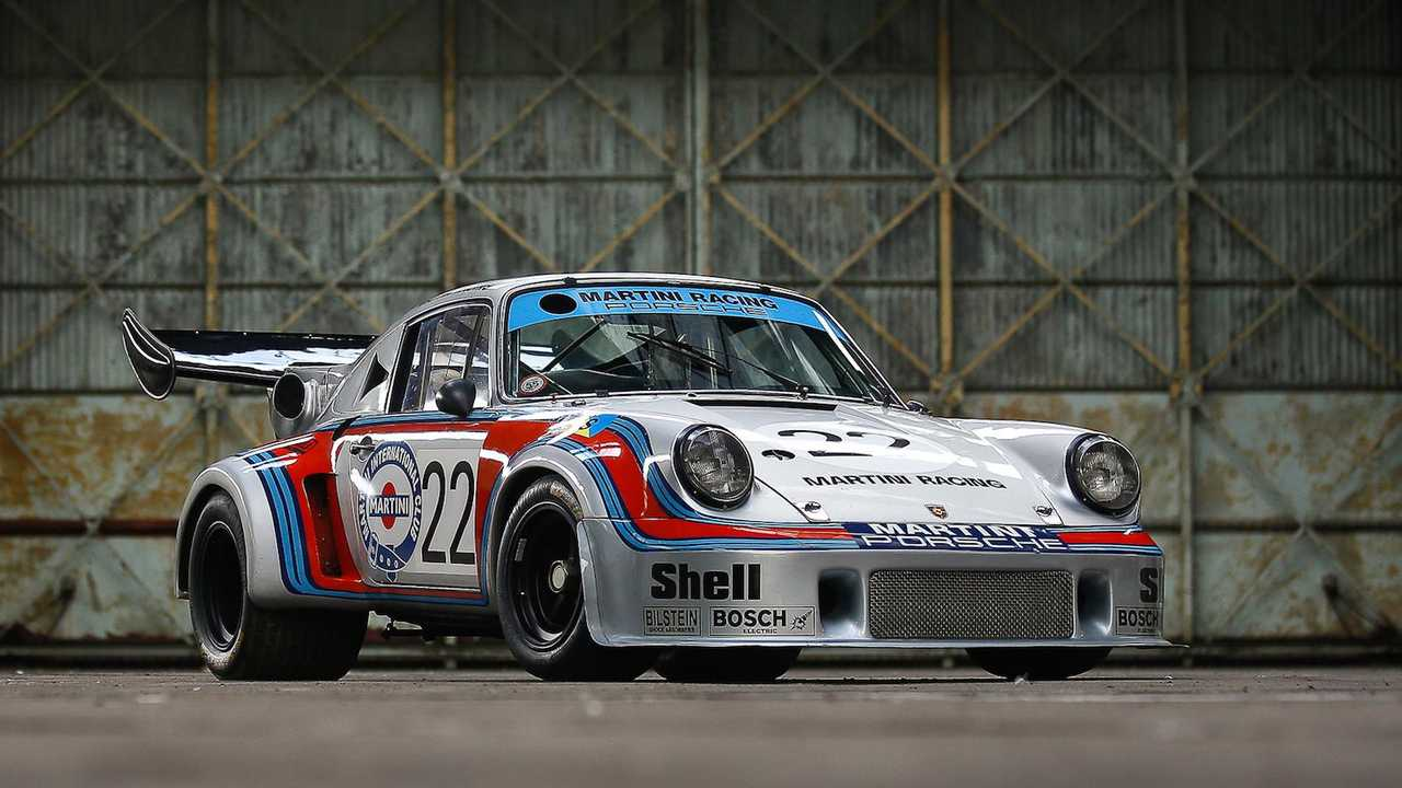 Legendary Le Mans Porsche RSR Turbo is coming to auction