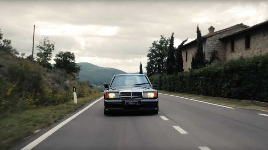 Vlogger Dares To Say Mercedes 190 E Evo II Is Not A Proper Sports Car