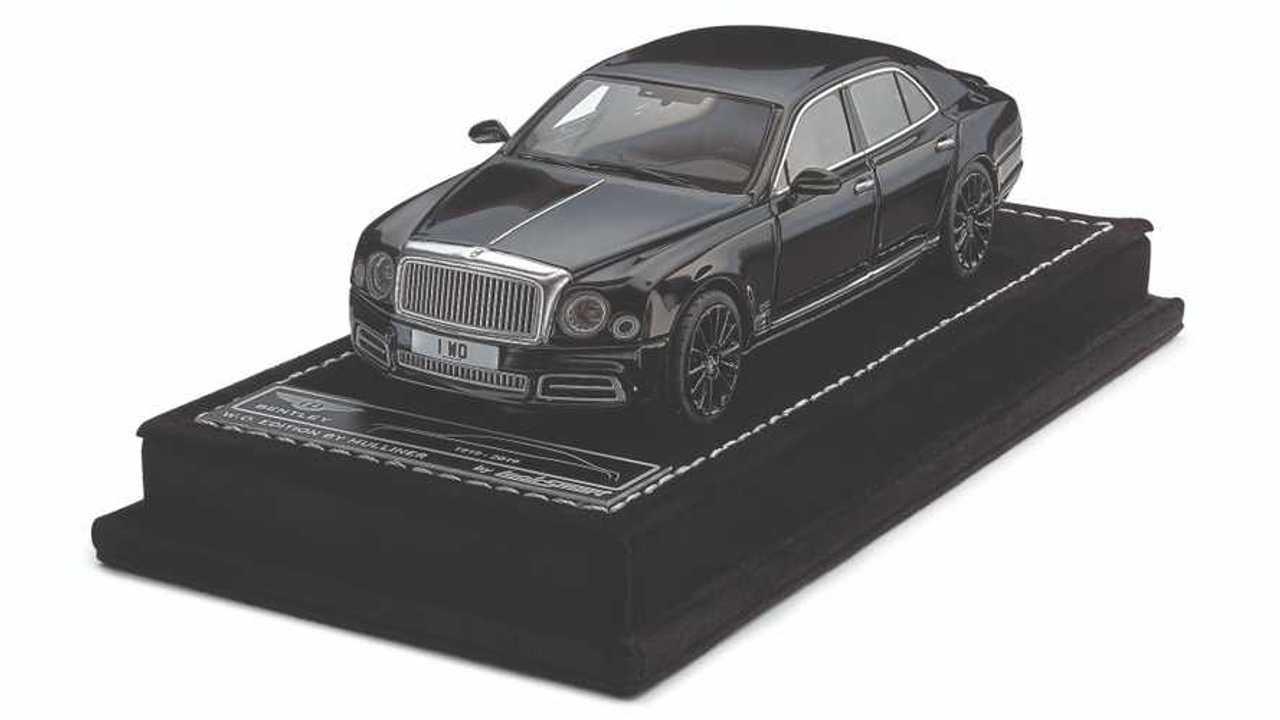Miniaturas Bentley