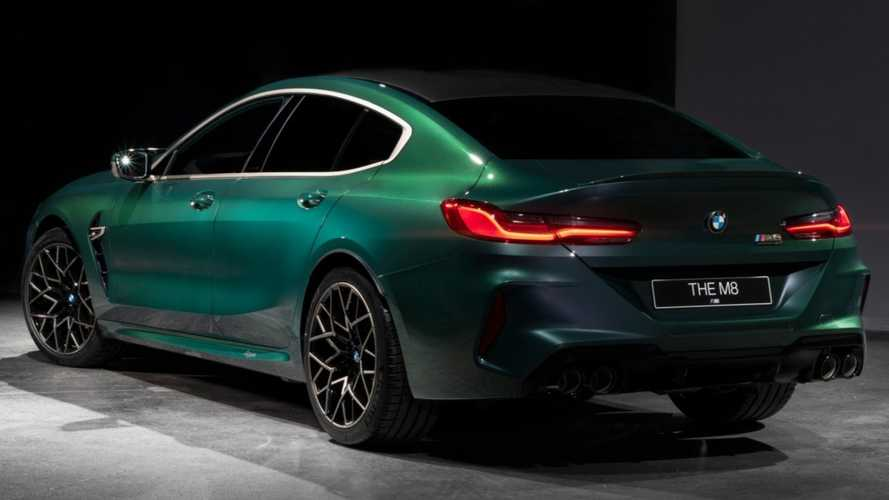 BMW M8 Gran Coupe First Edition 8-of-8 is an ultra-rare M saloon
