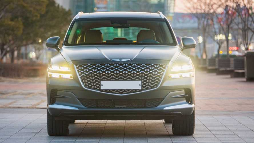 Third Genesis SUV Will Be All-Electric And Midsize