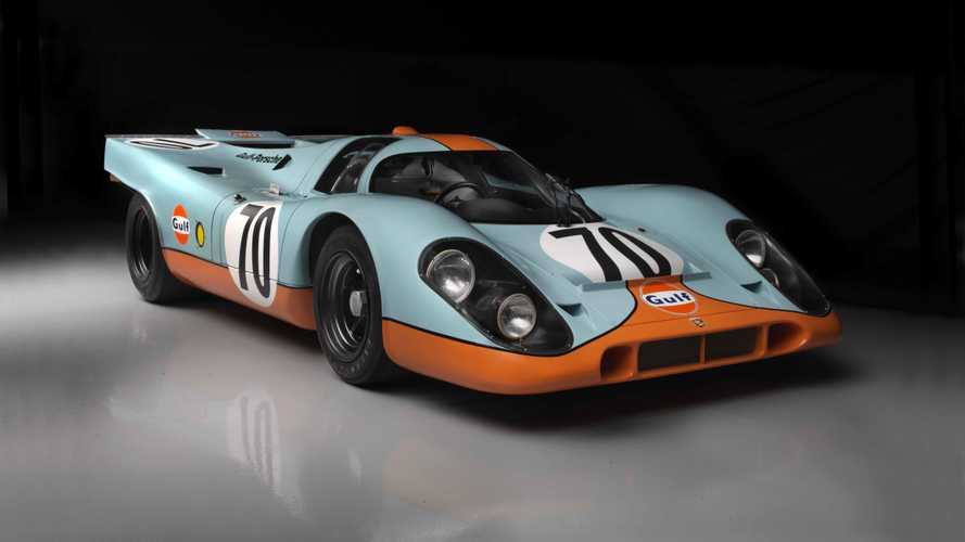 Steve McQueen-Linked Porsche 917K Joins Brumos Collection Museum