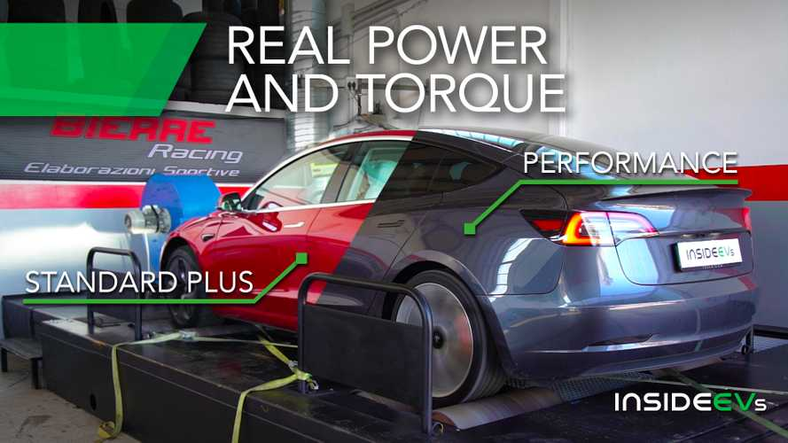 Tested: Tesla Model 3 Performance And Standard Range Plus Dyno Results