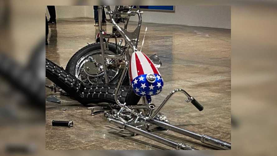 How Deconstructing Easy Rider Helps Rebuild Chopper History