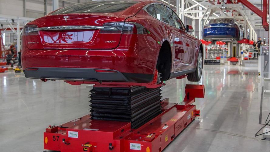 Tesla GigaBerlin açılışı ertelendi...