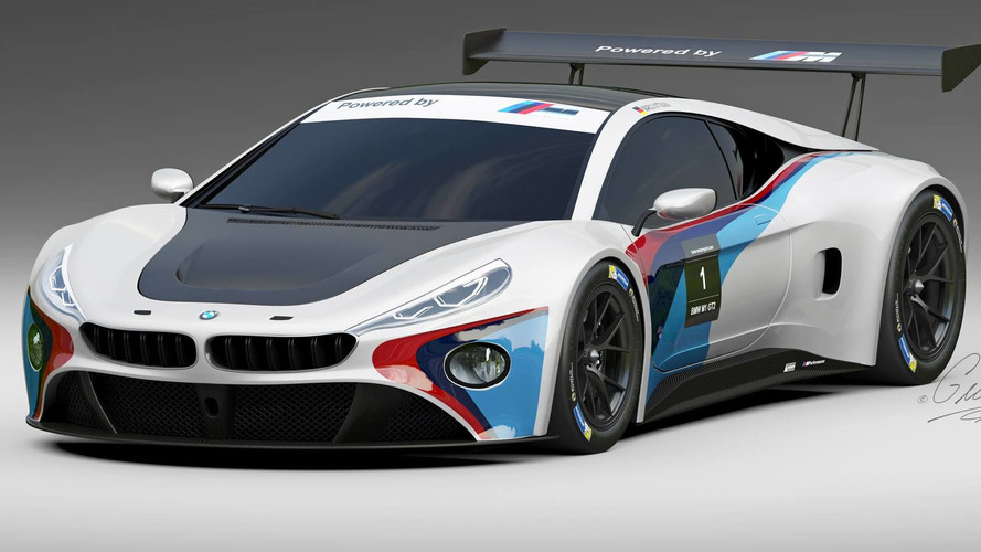 BMW M1 spiritual successor virtually imagined
