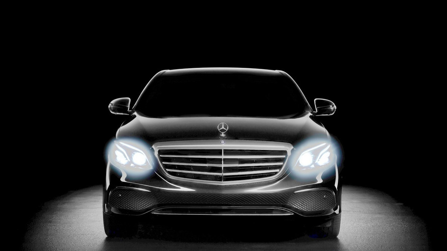 2016 Mercedes E-Class teased yet again, seems familiar
