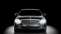 2016 Mercedes E Class teaser (modified)
