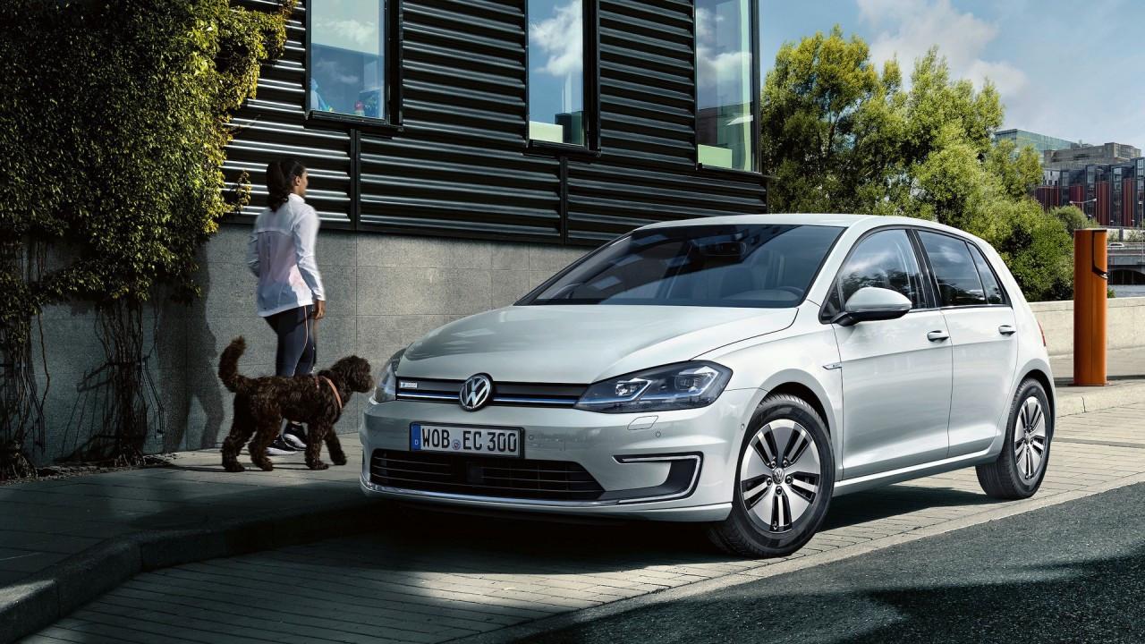 Volkswagen e-Golf restyling 007