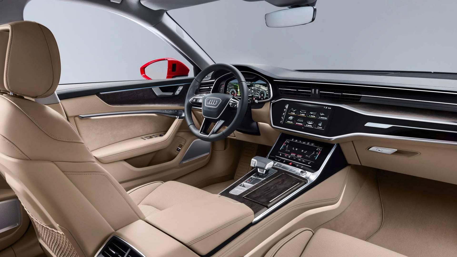 Novo Audi A6 2019 E Confirmado Para O Brasil Em Duas Versoes
