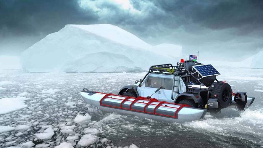 Scuderia Cameron Glickenhaus Boot And Expedition