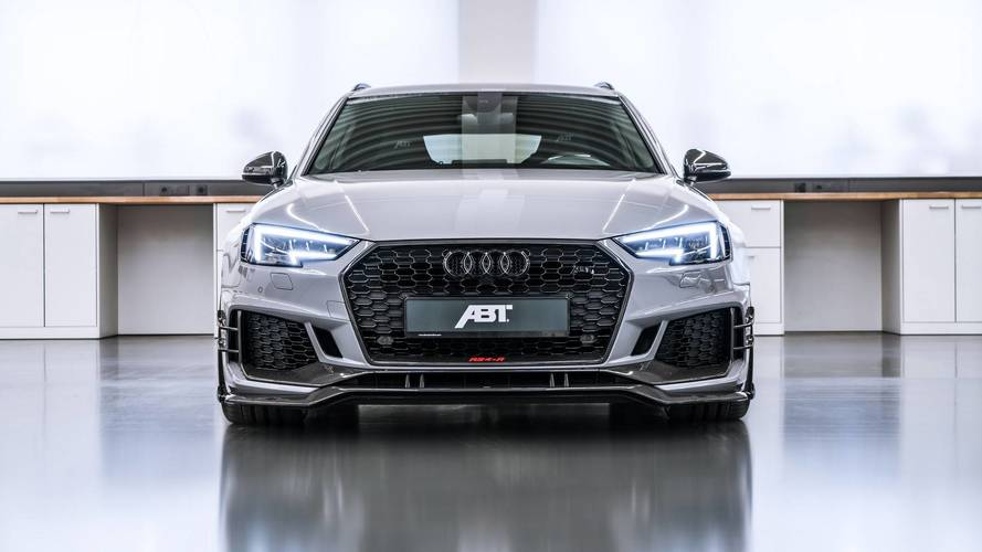 ABT RS4-R based on the Audi RS4 Avant