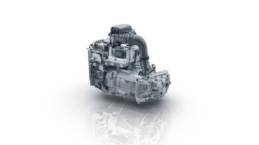 New 80kW electric motor - Renault