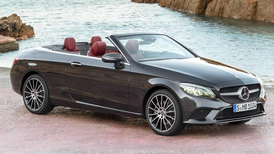 Mercedes Classe C Coupé e Cabriolet, il restyling è a New York