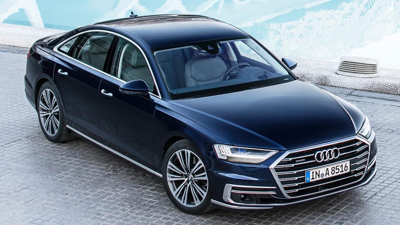 [Copertina] - Audi è il marchio premium più venduto in Italia