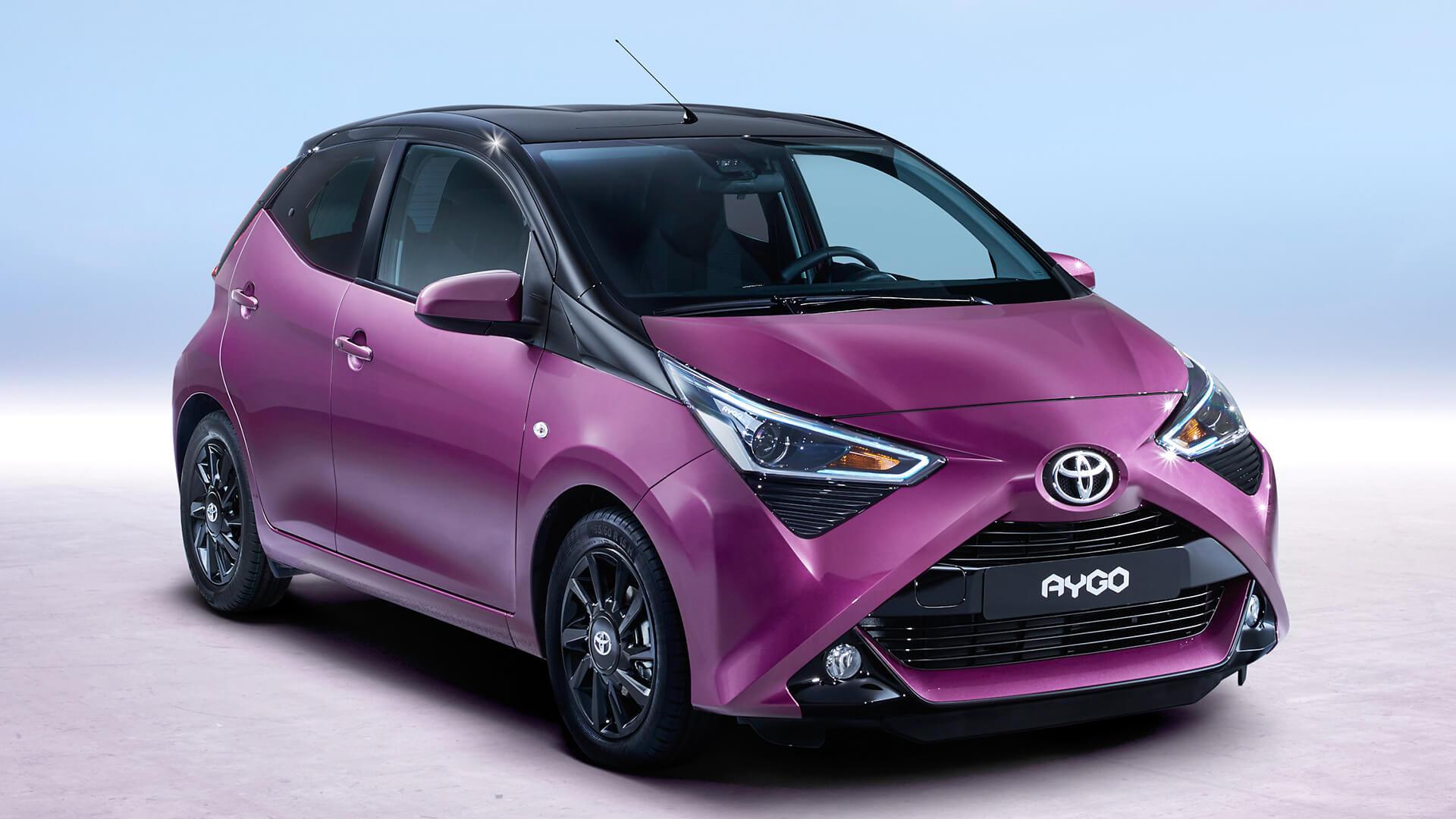 Toyota Aygo ile ilgili görsel sonucu