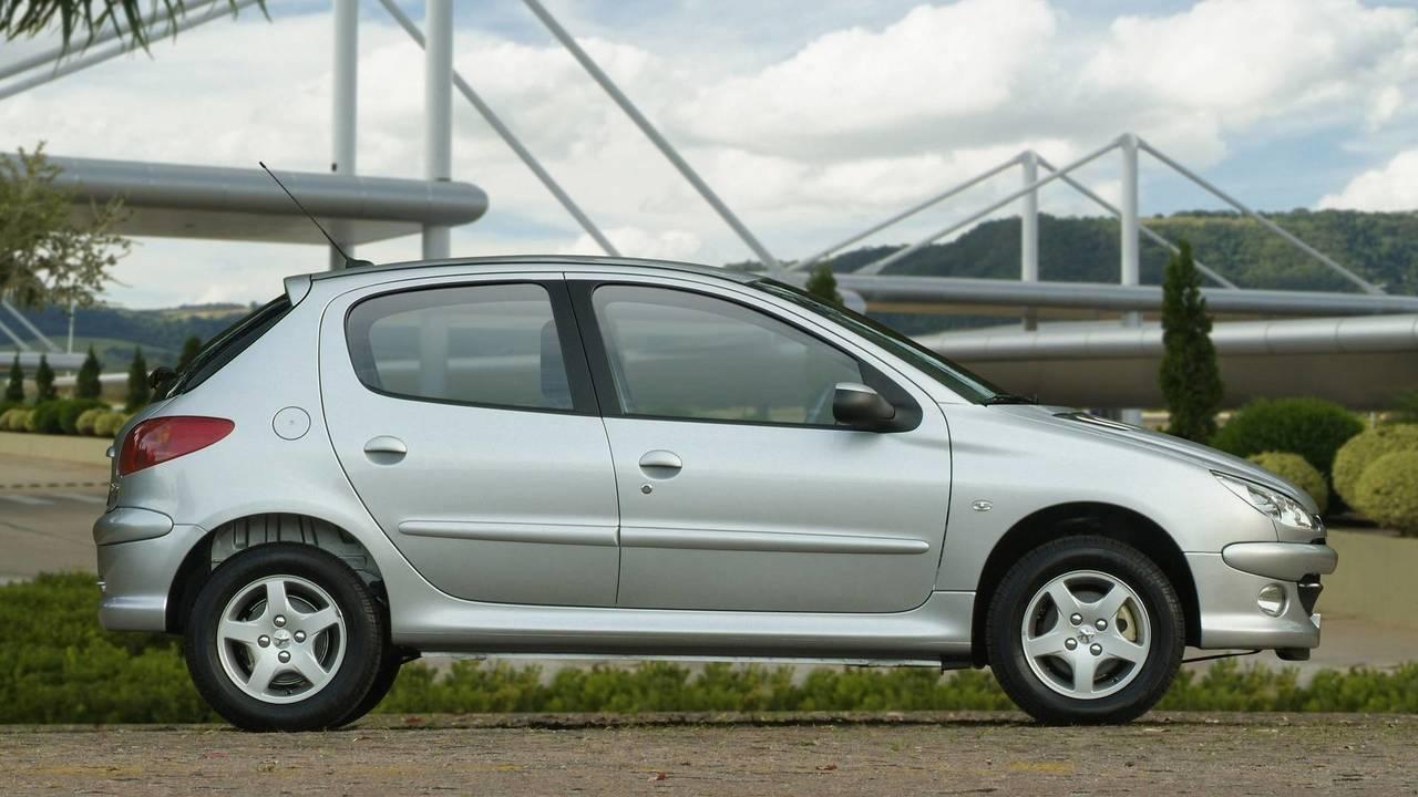 Tbt Motor1 Com Peugeot 206 Completa 20 Anos