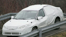 Spied: The Renault Laguna Sedan