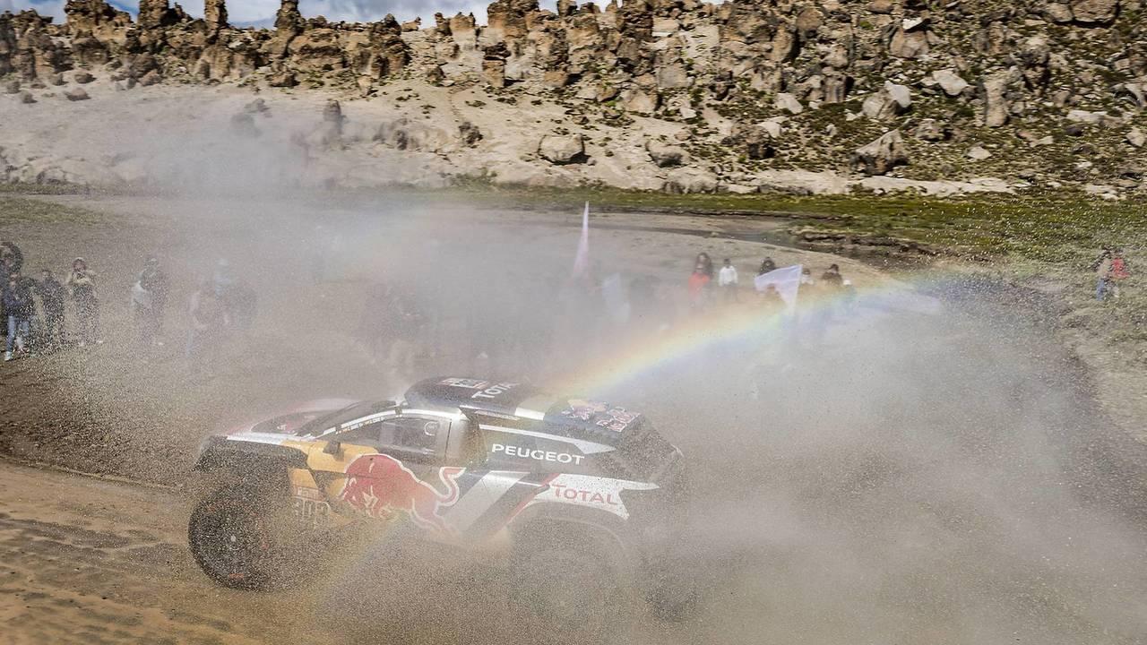 Dakar 2018: etapa 7