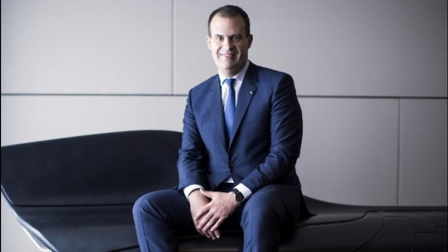"""Yves Bonnefont: DS sarà premium """"alla francese"""""""