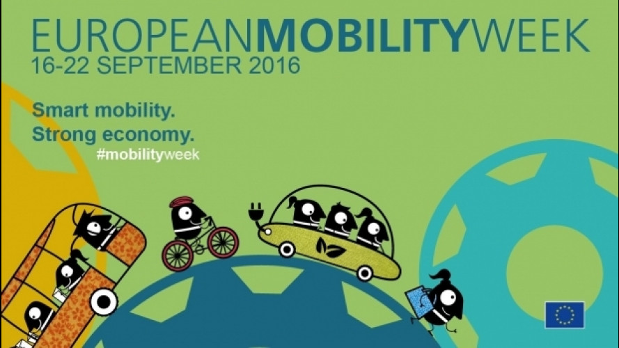Mobility Week, gli appuntamenti in Italia