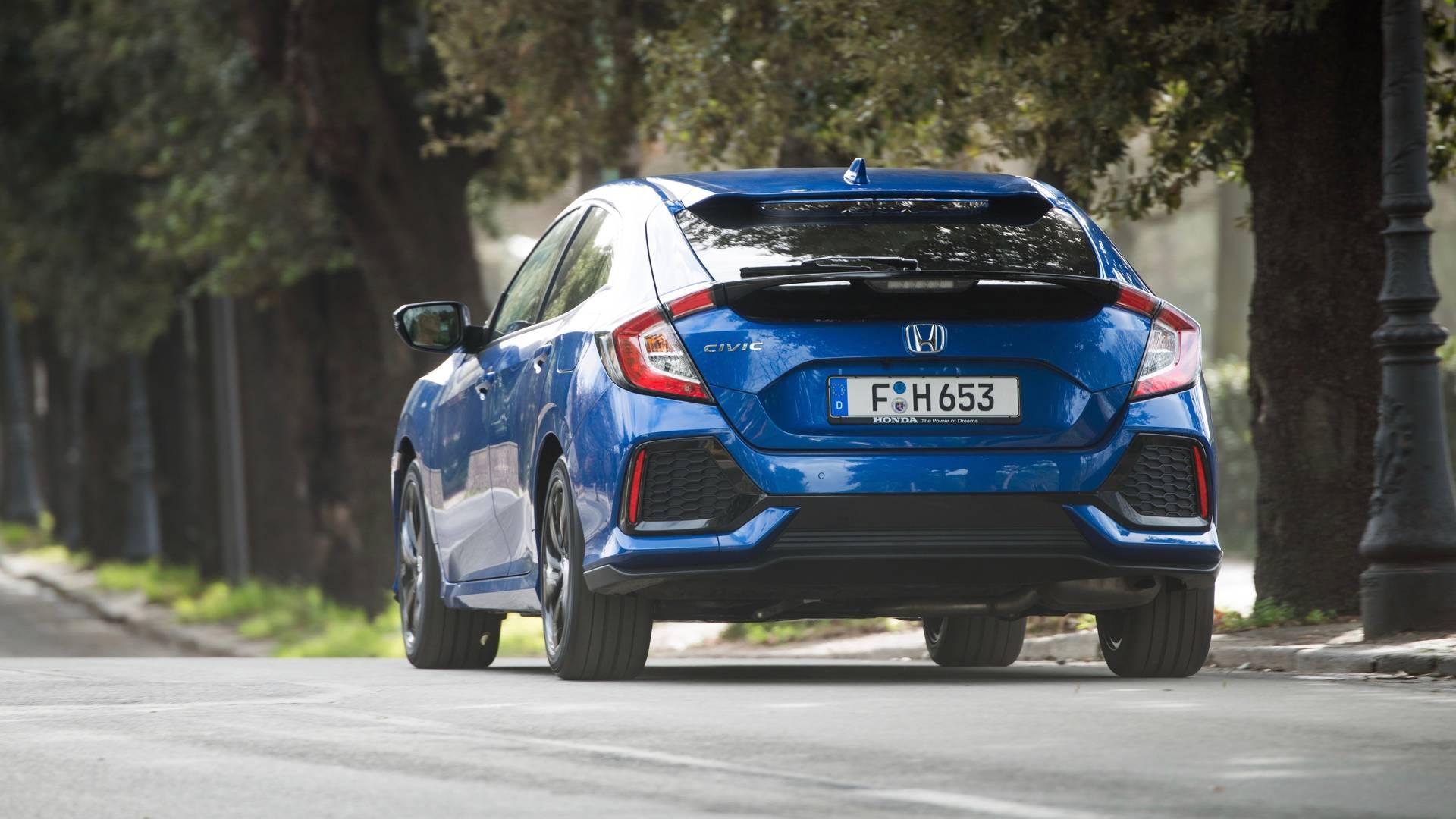 Honda Civic Sedan Ve Hbin Dizel Otomatik Fiyatları Belli Oldu