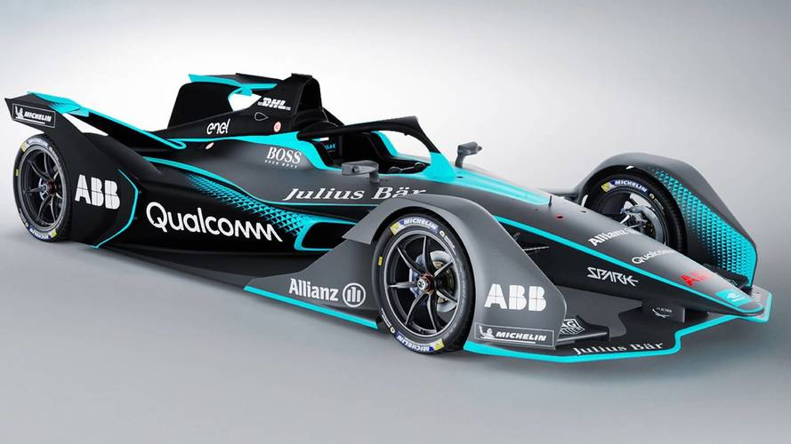 Secrets Behind The New Formula E Race Car