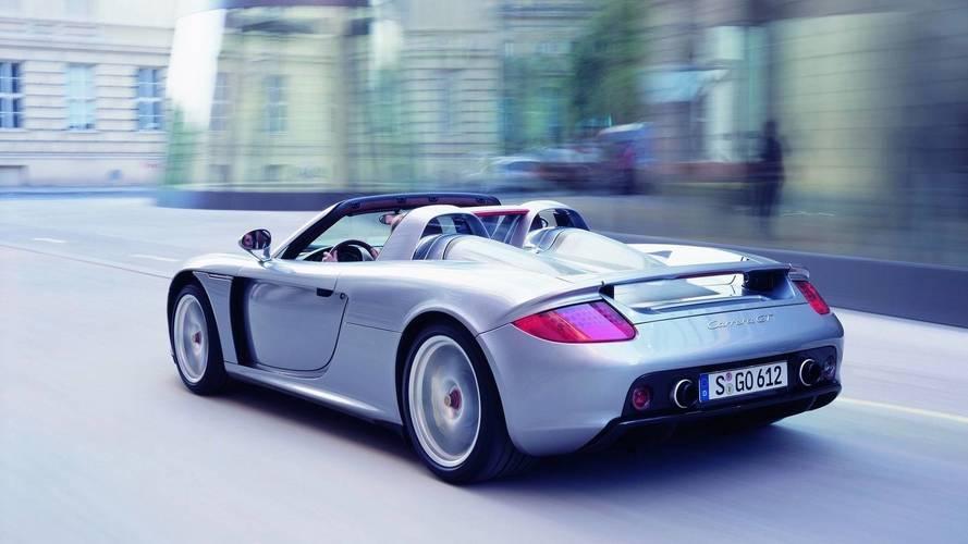 2004 Porsche Carrera Gt Motor1 Photos