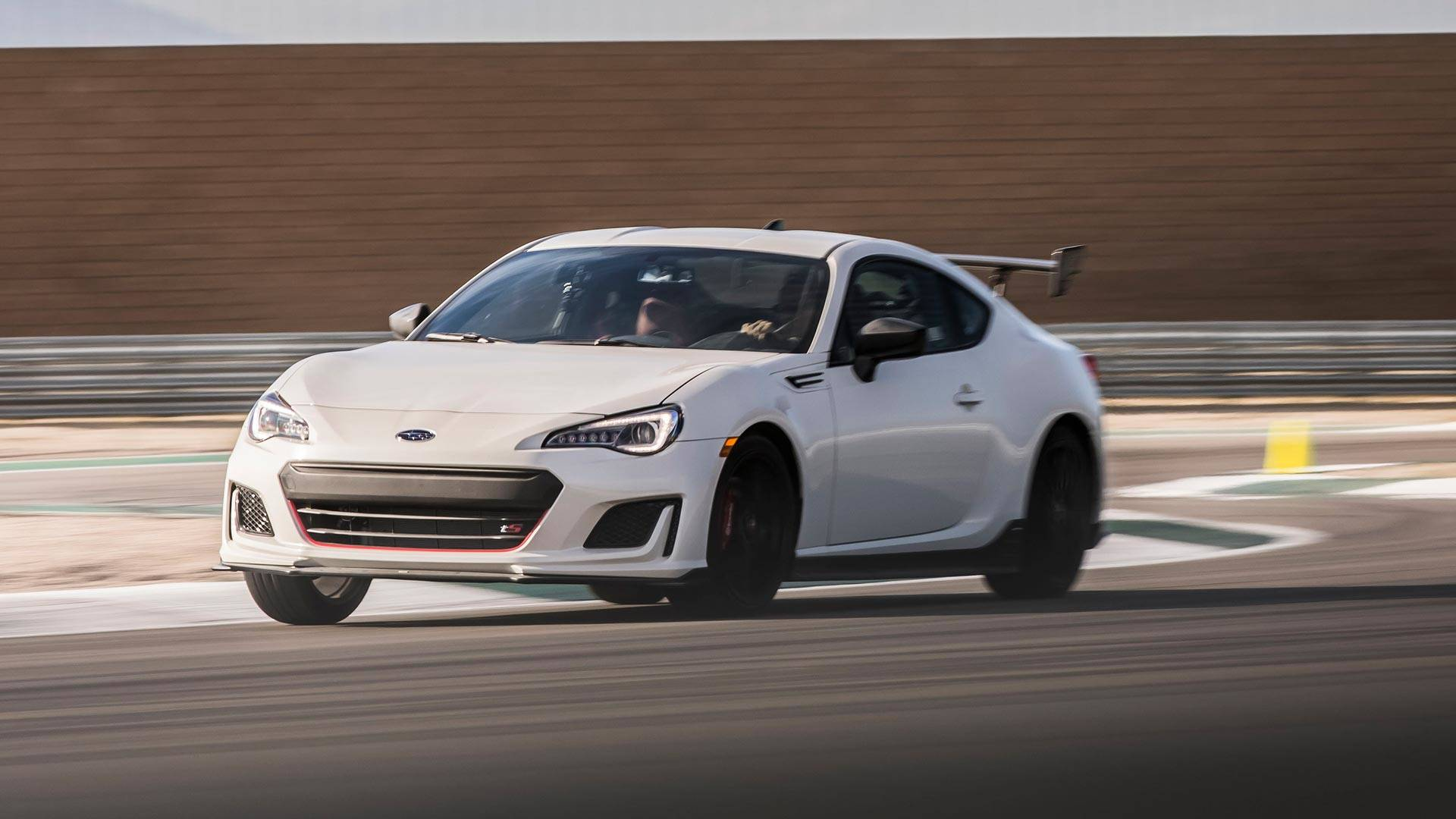 2018 Subaru BRZ tS First Drive: More Than Just A Wing
