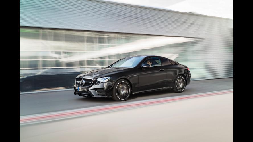 Mercedes-AMG E 53 4MATIC+ Coupé e Cabriolet, sportive elettrificate