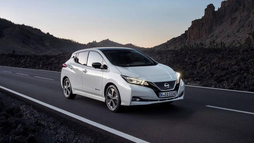 Nissan Leaf poderá ser dirigido pelo público no Salão do Automóvel