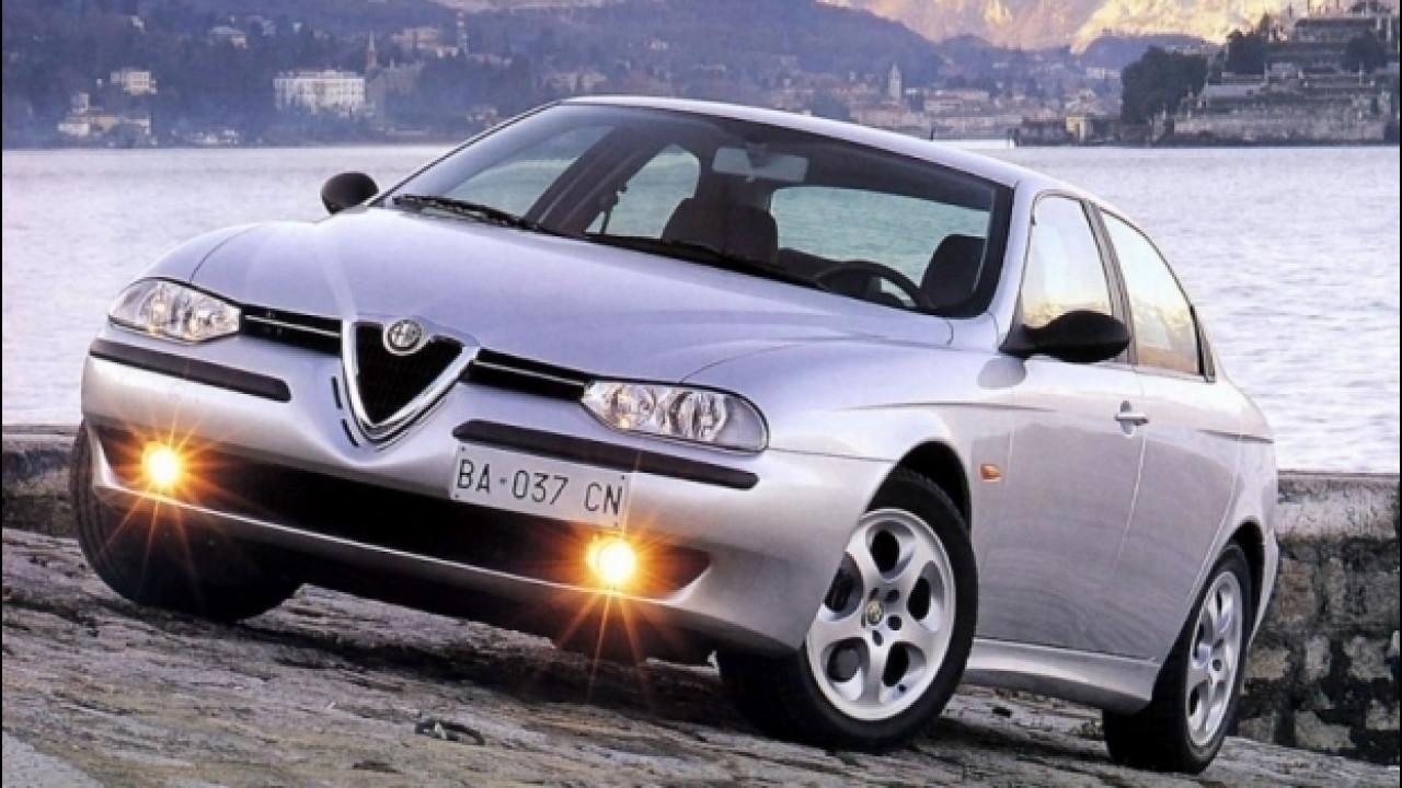 [Copertina] - Alfa Romeo 156, una delle migliori trazioni anteriori di sempre