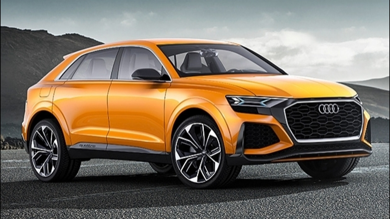 [Copertina] - Audi Q8 sport concept, prove generali di futursuv [VIDEO]