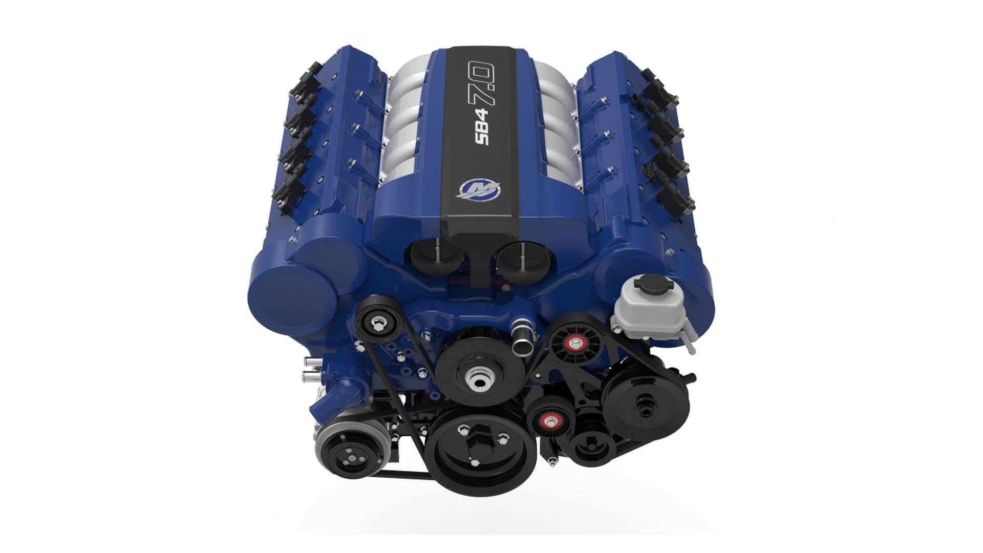 LS7 Crate Engine With 750 Horsepower Is Here For Anti-Turbo