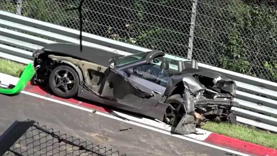 2017 yılının Nürburgring kazaları