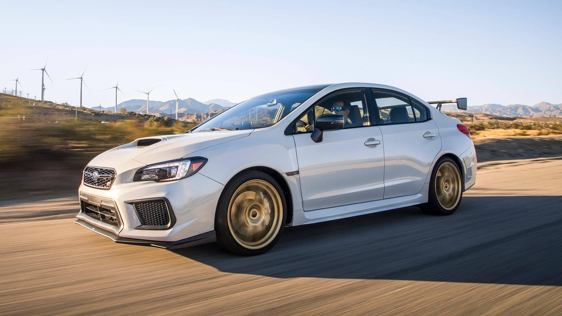 Sti Type Ra >> 2018 Subaru Wrx Sti Type Ra First Drive Lots Of Fun Lots