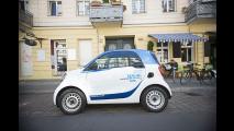 Car2Go, a Milano le nuove smart fortwo