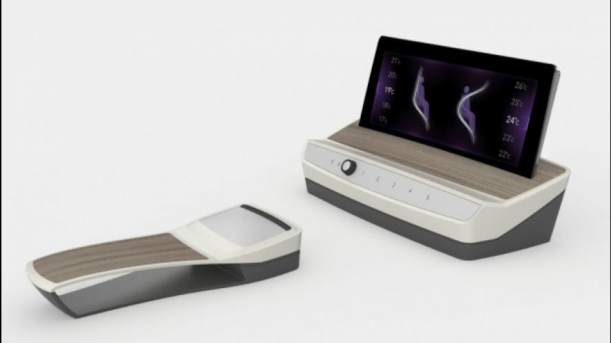 Sistemi multimediali, Continental premiata per il touch con gli impulsi