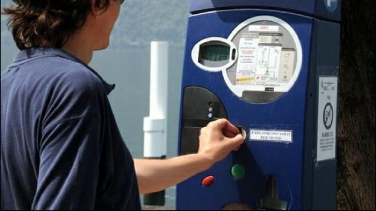 [Copertina] - Strisce blu, cosa succede se il bancomat del parcometro non funziona