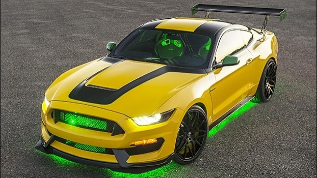 [Copertina] - Ford Mustang
