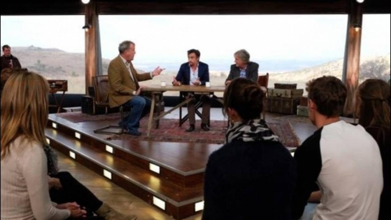 [Copertina] - The Grand Tour, sul set del nuovo show di Jeremy Clarkson