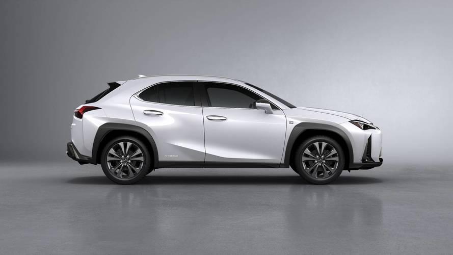 Lexus dévoile les prix de l'UX