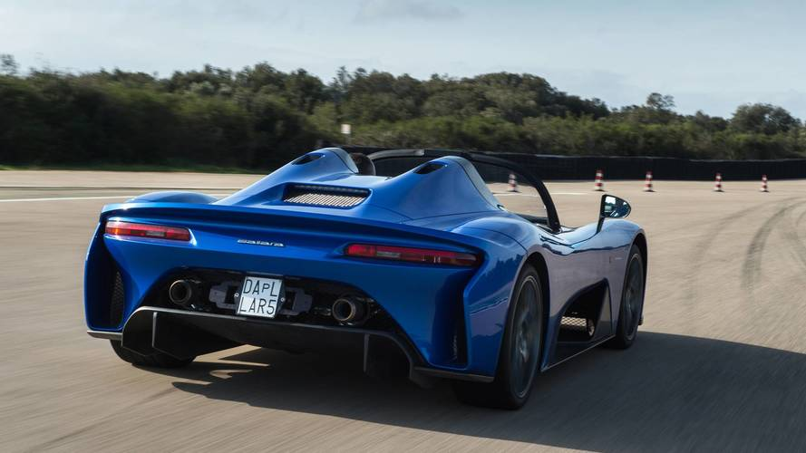 Dallara Stradale Review