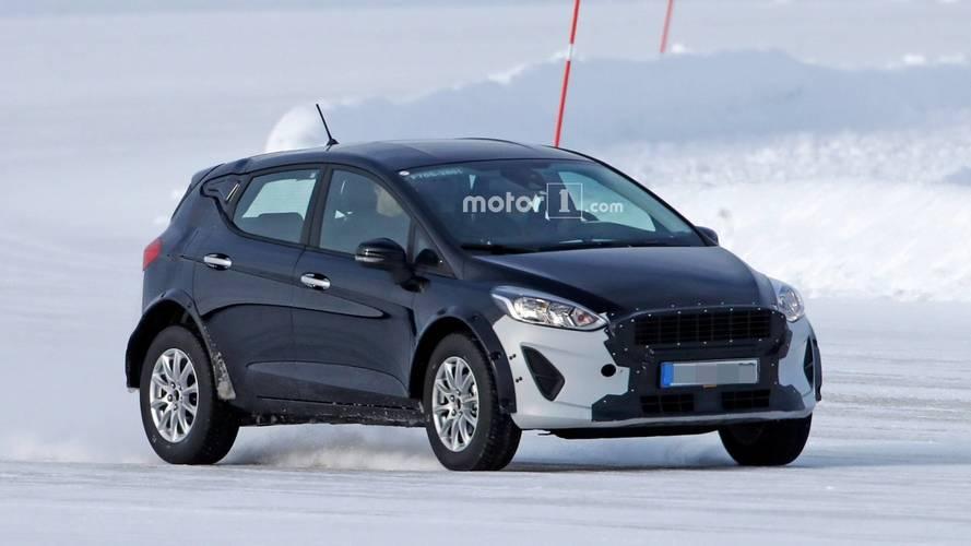 Flagra mostra novo SUV compacto da Ford: será o próximo EcoSport?