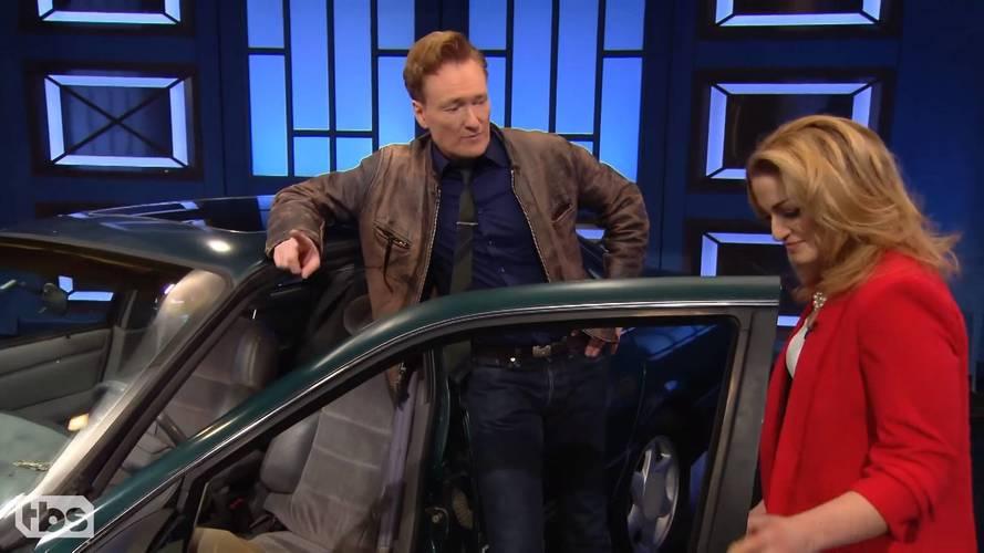 Conan Obrien Ford Taurus Sho