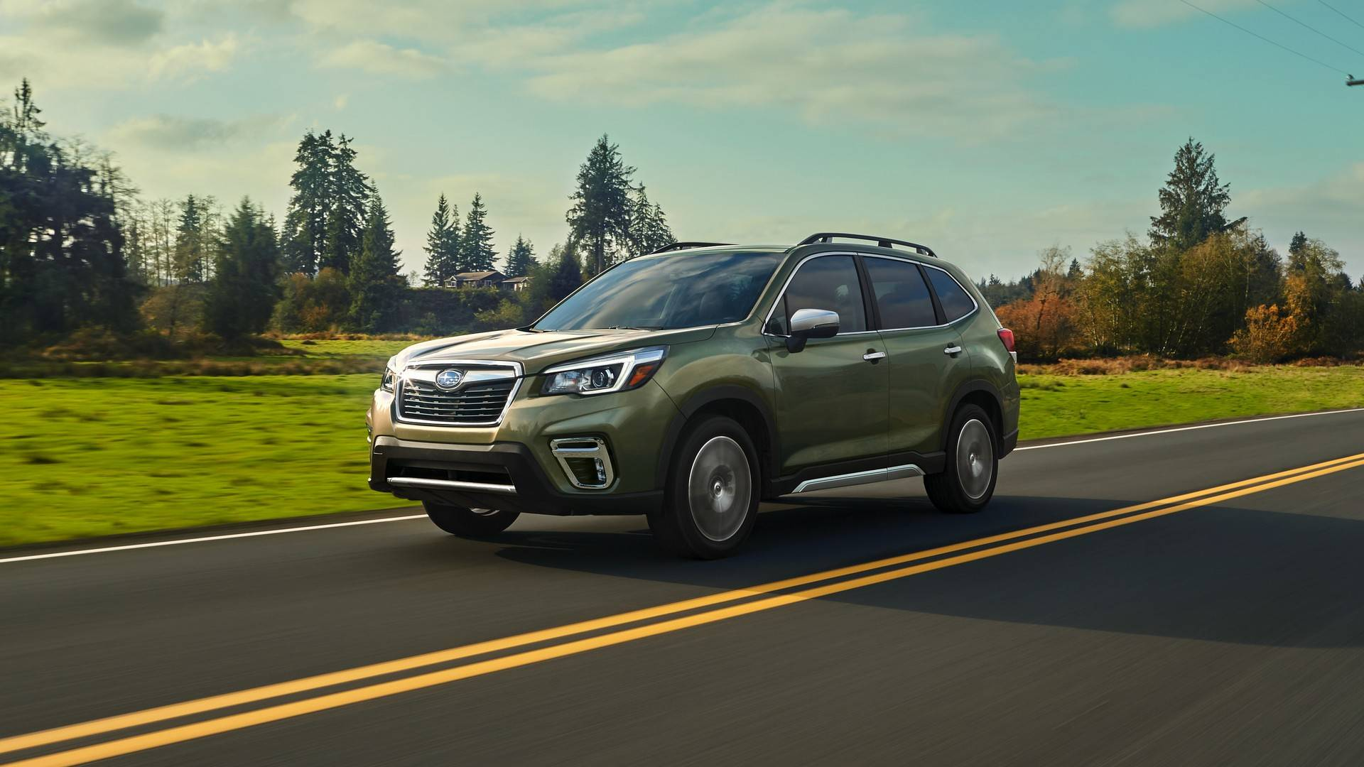 2019 Subaru Forester See The Changes Side By Side